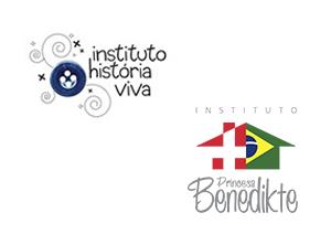 Logo Instituto História Viva e IPB